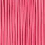 flamingo pink 3D printer filament